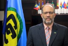 Photo of CARICOM SG's Address – Launch of EU/CARIFORUM Climate Change and Health Project in the Caribbean