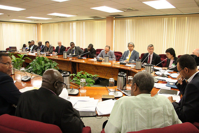 Photo of Regional cooperation critical in current global environment –UN Permanent Coordinator, Guyana