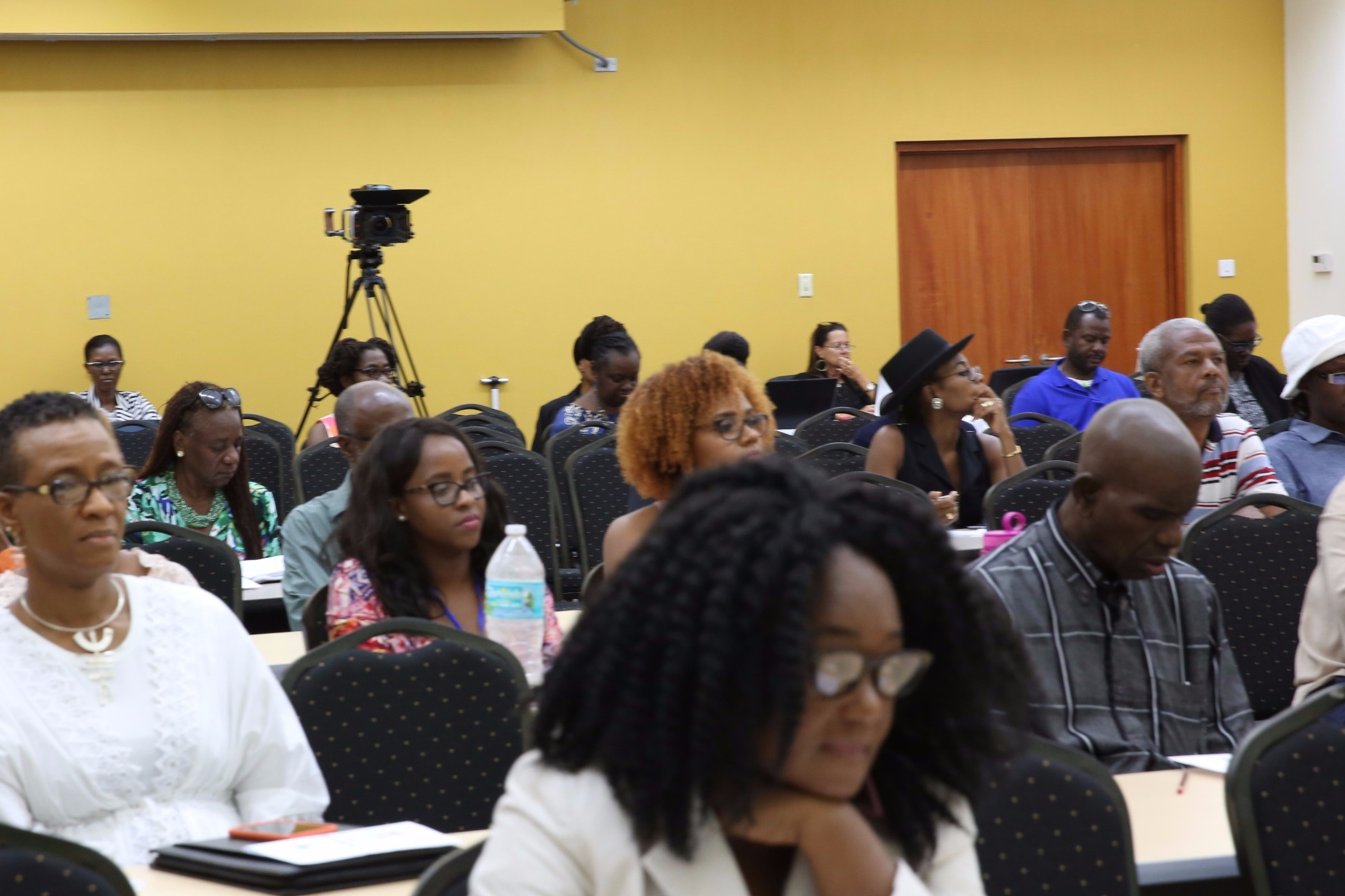 Photo of CDB introduces Cultural and Creative Industries Innovation Fund to regional practitioners at CARIFESTA XIII
