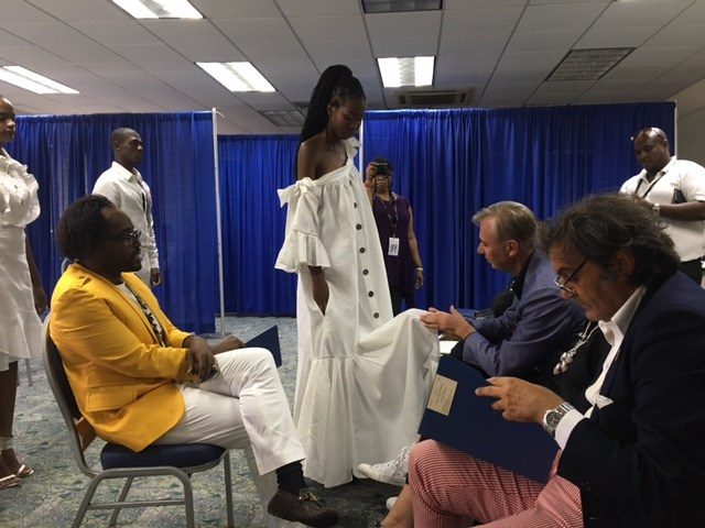 Caribbean Fashion Designers Meet With Italian Fashion Industry Experts At Carifesta Xiii In Barbados Caricom