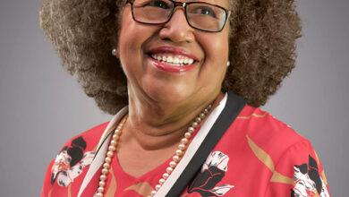 Photo of Dr. Carla Natalie Barnett