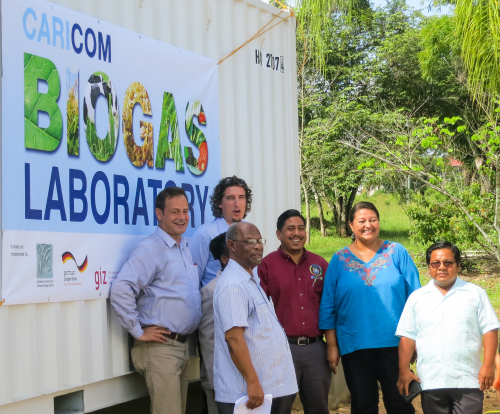Photo of CARICOM Climate Change Institution wins international award