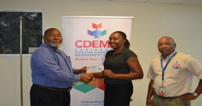 Photo of CDEMA implements post-Hurricane Irma legacy project in Antigua and Barbuda