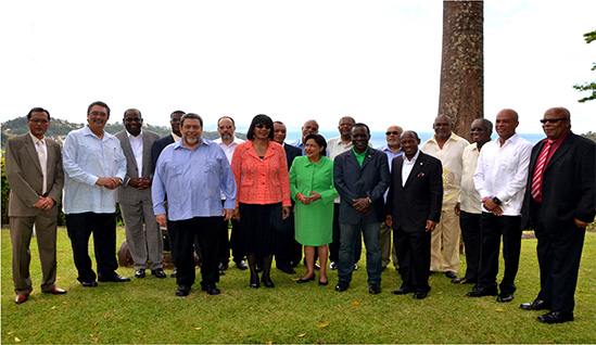 Photo of Communique Issued At The Conclusion Of The Twenty-fifth Inter-sessional Meeting of The Conference Of Heads Of Government Of The Caribbean Community (CARICOM)