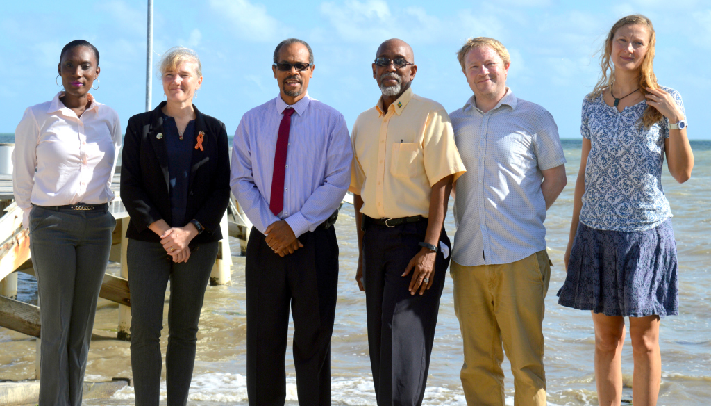 Photo of First Marine Climate Change Report Card for Caribbean in works