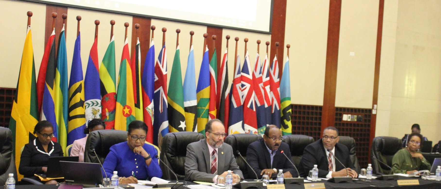Photo of CARICOM Council for Planning and Finance Meets