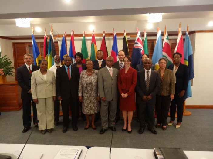 Photo of Communiqué issued at the conclusion of the Nineteenth Meeting of the Council for Foreign and Community Relations (COFCOR) , 9-10 May 2016 Saint Vincent and the Grenadines