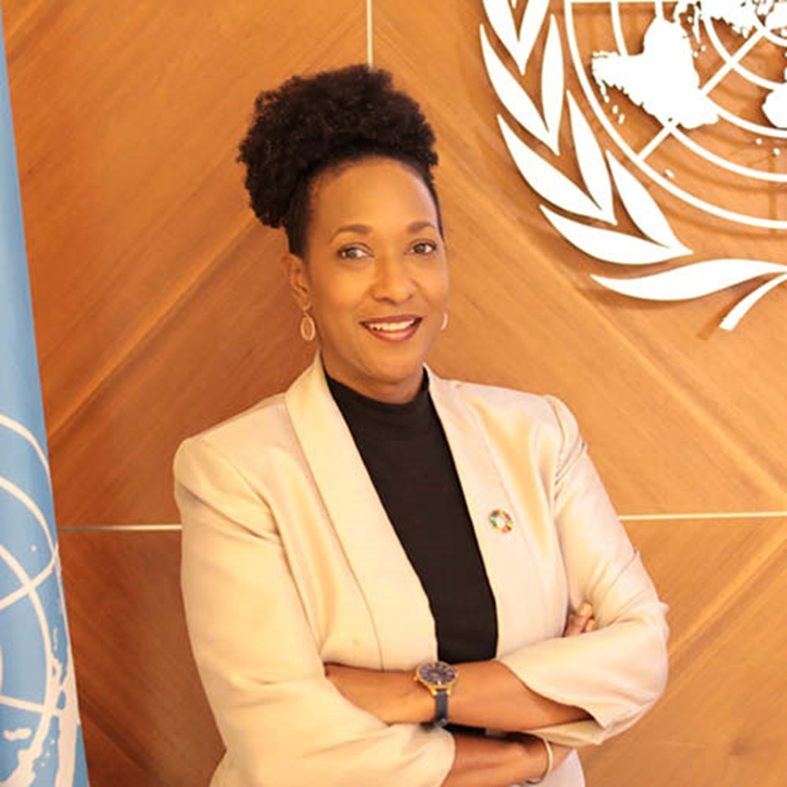 Pamela Coke-Hamilton, Director of International Trade and Commodities at UNCTAD