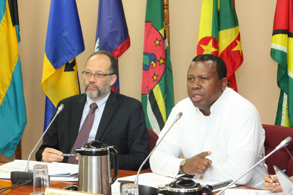 Photo of CARICOM Committee of Ambassadors an opportunity to impact efficiency and effectiveness – Chair