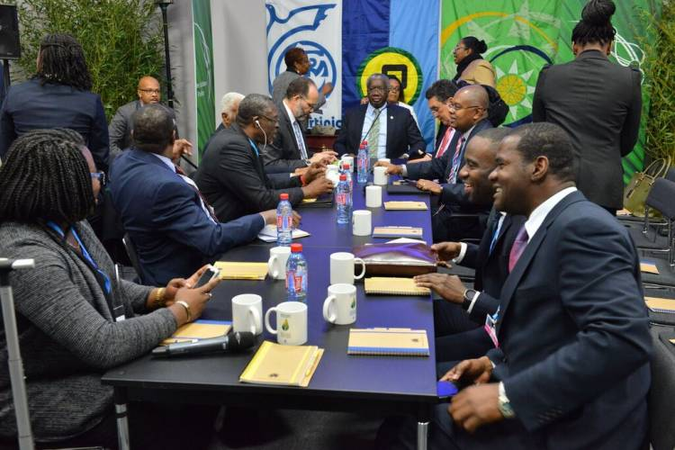 Photo of Strong regional collaboration credited for CARICOM's successful Climate Change campaign