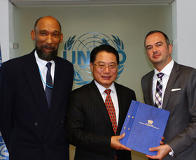 Photo of With Austrian funding, UNIDO to help establish Caribbean Centre for Renewable Energy and Energy Efficiency