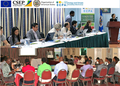 Photo of OAS CSEP Project Host Workshop on Energy Efficiency Designs for Office and Public Buildings in Tropical Climates