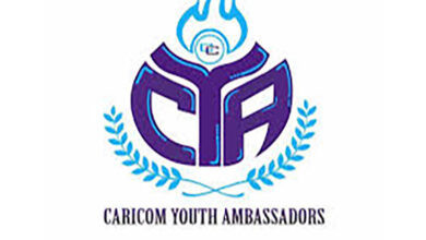 Photo of CARICOM Youth Ambassadors