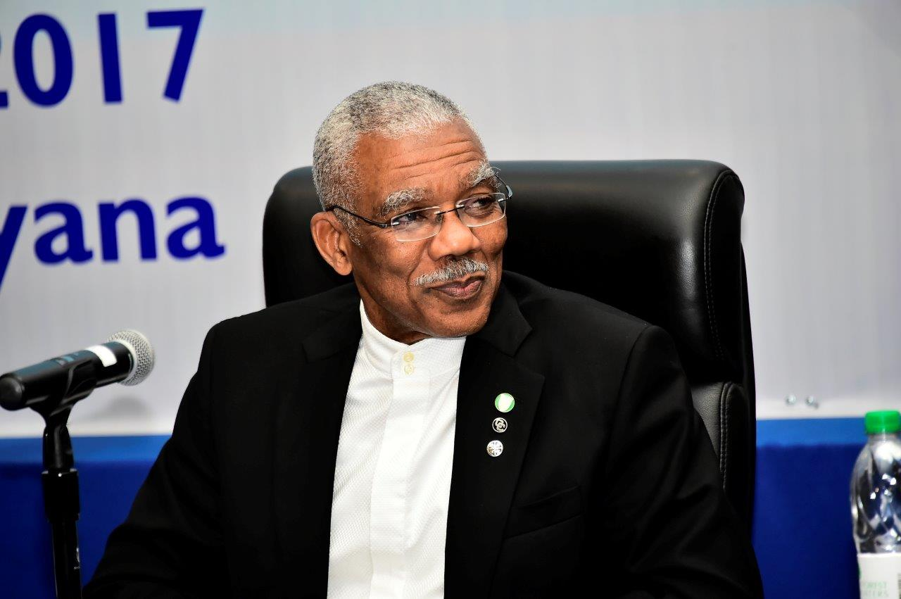 Photo of 'Every citizen of this Community must count' – President David Granger