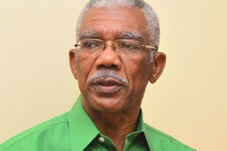 Photo of Guyana's farmers can contribute to regional food security – President David Granger