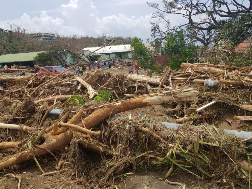Photo of CARPHA ready to assist Dominica