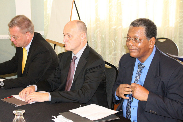 Photo of EPA Capacity-Building Project Launched