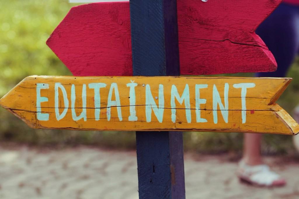 Photo of Edutainment