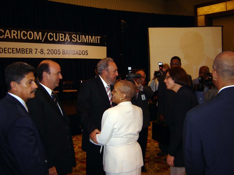 Photo of Statement to mark CARICOM-Cuba Day, 8 December 2018