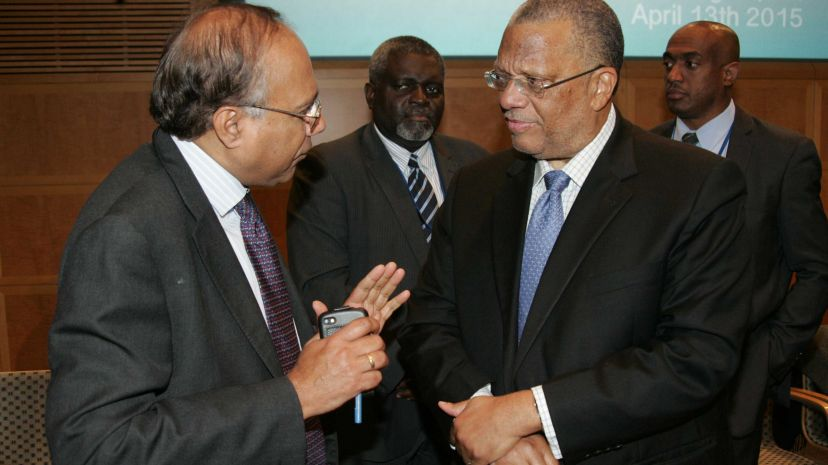 Photo of Phillips hails CARICOM confab with G-20