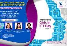 Photo of International girls in ICT Day 2021