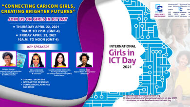 Photo of International girls in ICT Day 2021