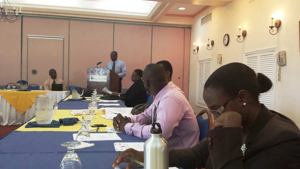 Photo of ST. KITTS AND NEVIS LAUNCHES GLOBAL CLIMATE CHANGE PROJECT