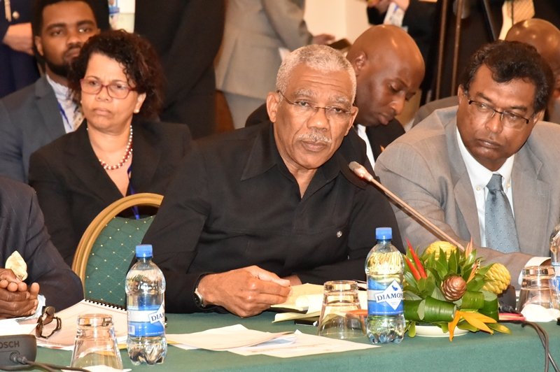 Photo of CARICOM Heads committed to smooth functioning of CSME – President Granger