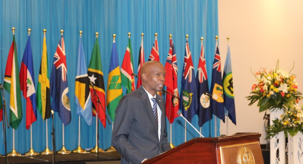 STATEMENT by Heads of Government of the Caribbean ...
