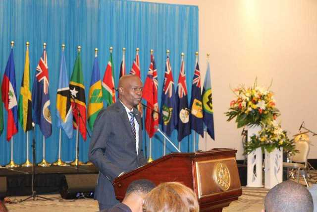 Photo of Confront climate change challenges from position of strength, together – CARICOM Chairman