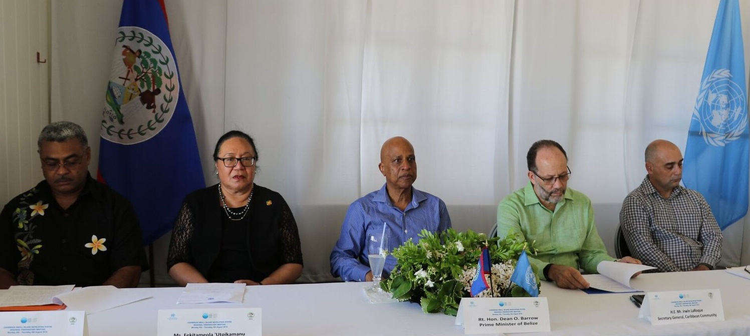 Photo of Use collective strength to push SIDS priorities, CARICOM SG urges