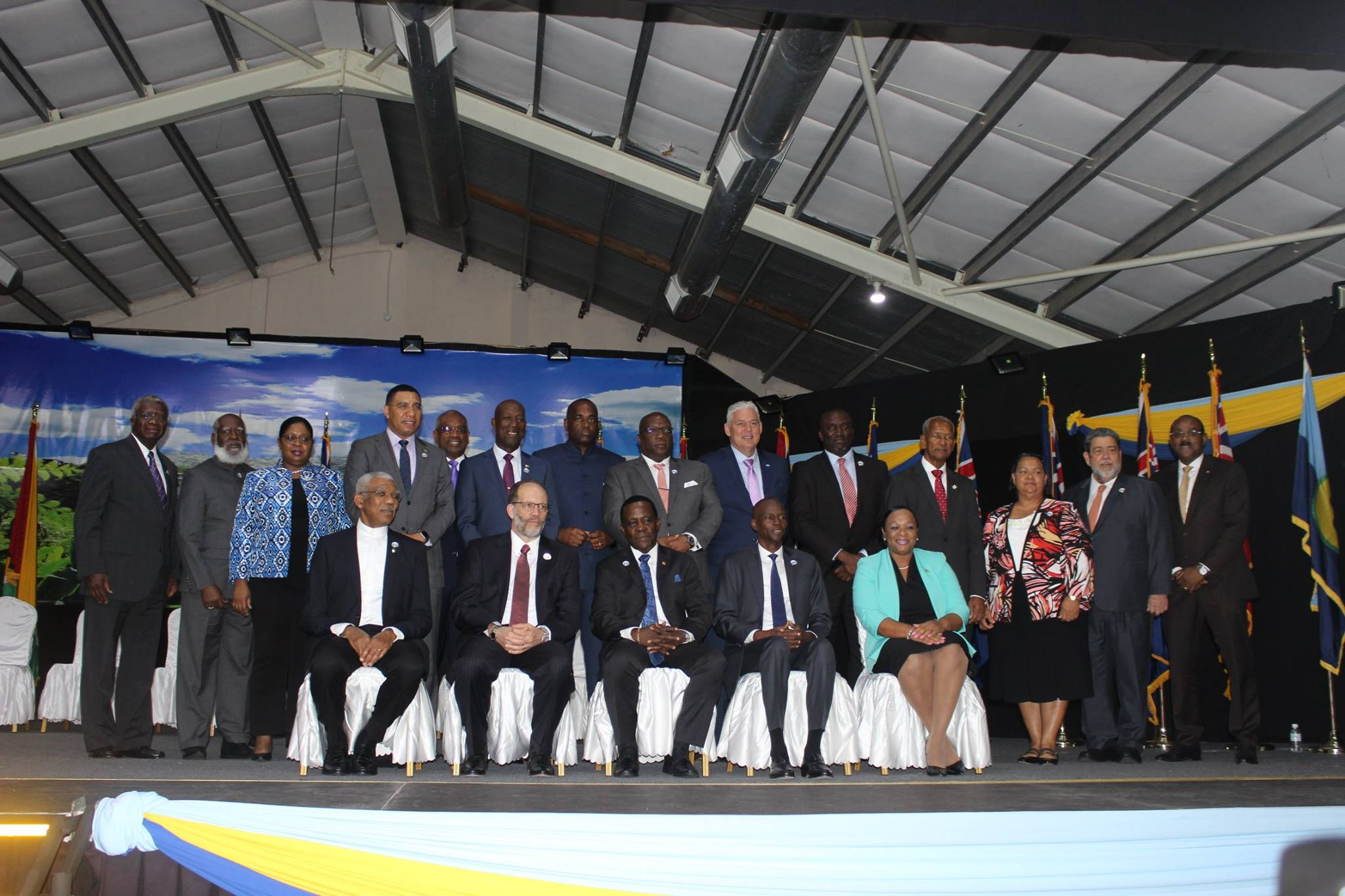Photo of Communique – Thirty-Eighth CARICOM Heads of Government Meeting