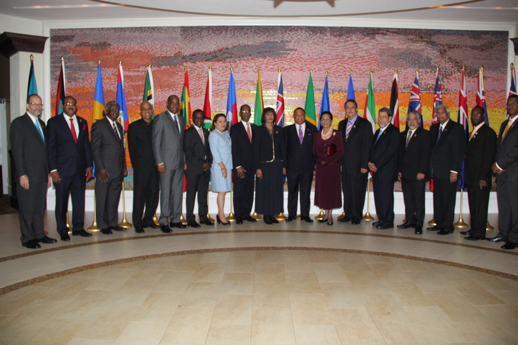 Photo of Communiqué Issued Following The Conclusion of the Twenty-sixth Inter-sessional Meeting of the Conference of Heads of Government of The Caribbean Community