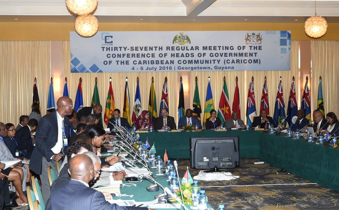 Photo of CARICOM banks on excellent relations with UK, EU