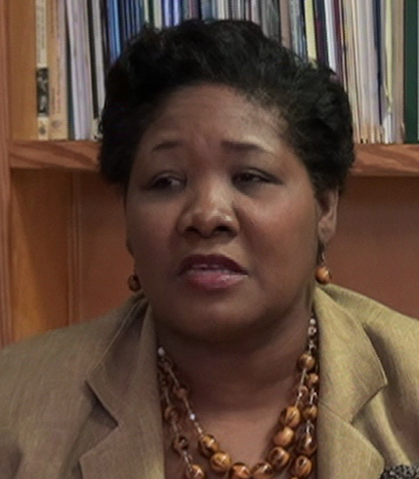 Helen Royer, Director of Human Development at the CARICOM Secretariat