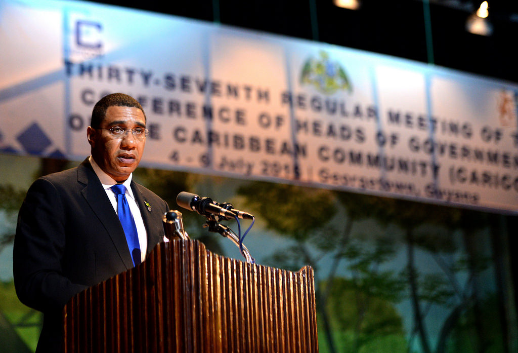 Photo of CARICOM remains a well respected regional block – PM Holness