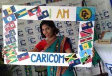 Photo of I AM CARICOM' Campaign showcased at Guyana's Diplomatic Fair