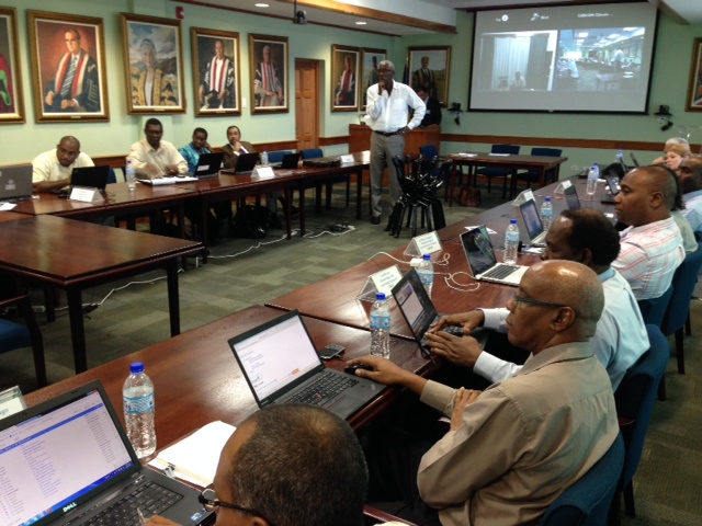 Photo of World Bank funds ICT workshops