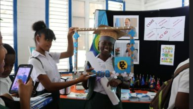 Photo of CARICOM Secretariat collaborates with partners to celebrate International Girls in ICT Day
