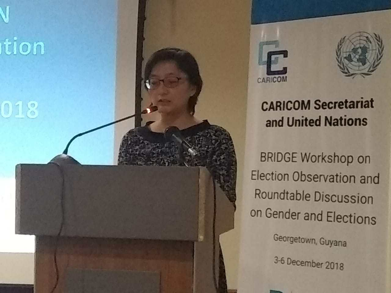 Photo of UN commends CARICOM's electoral processes
