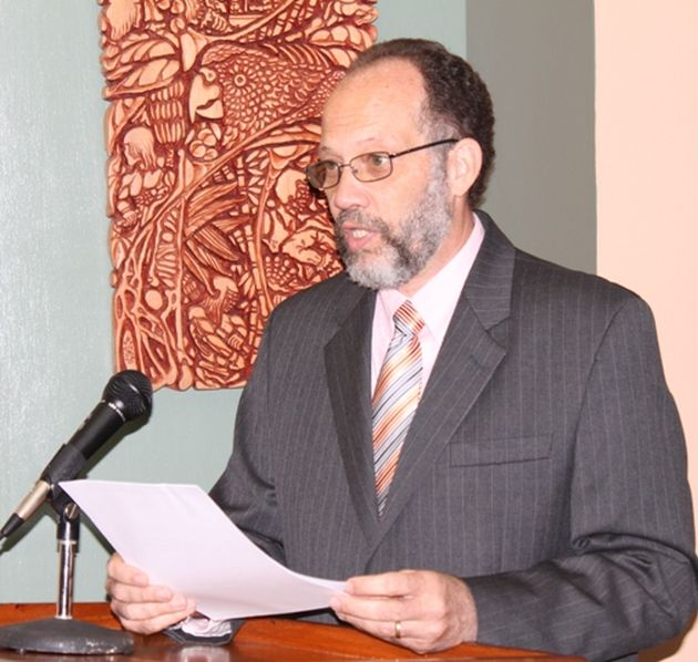 Photo of Remarks by the Secretary-General of the Caribbean Community (CARICOM) Ambassador Irwin LaRocque On the Occasion of the PRESENTATION OF CREDENTIALS BY HIS EXCELLENCY JULIO CESAR GONZALEZ MARCHANTE, Plenipotentiary Representative of CUBA To the Caribbean Community Georgetown , Guyana