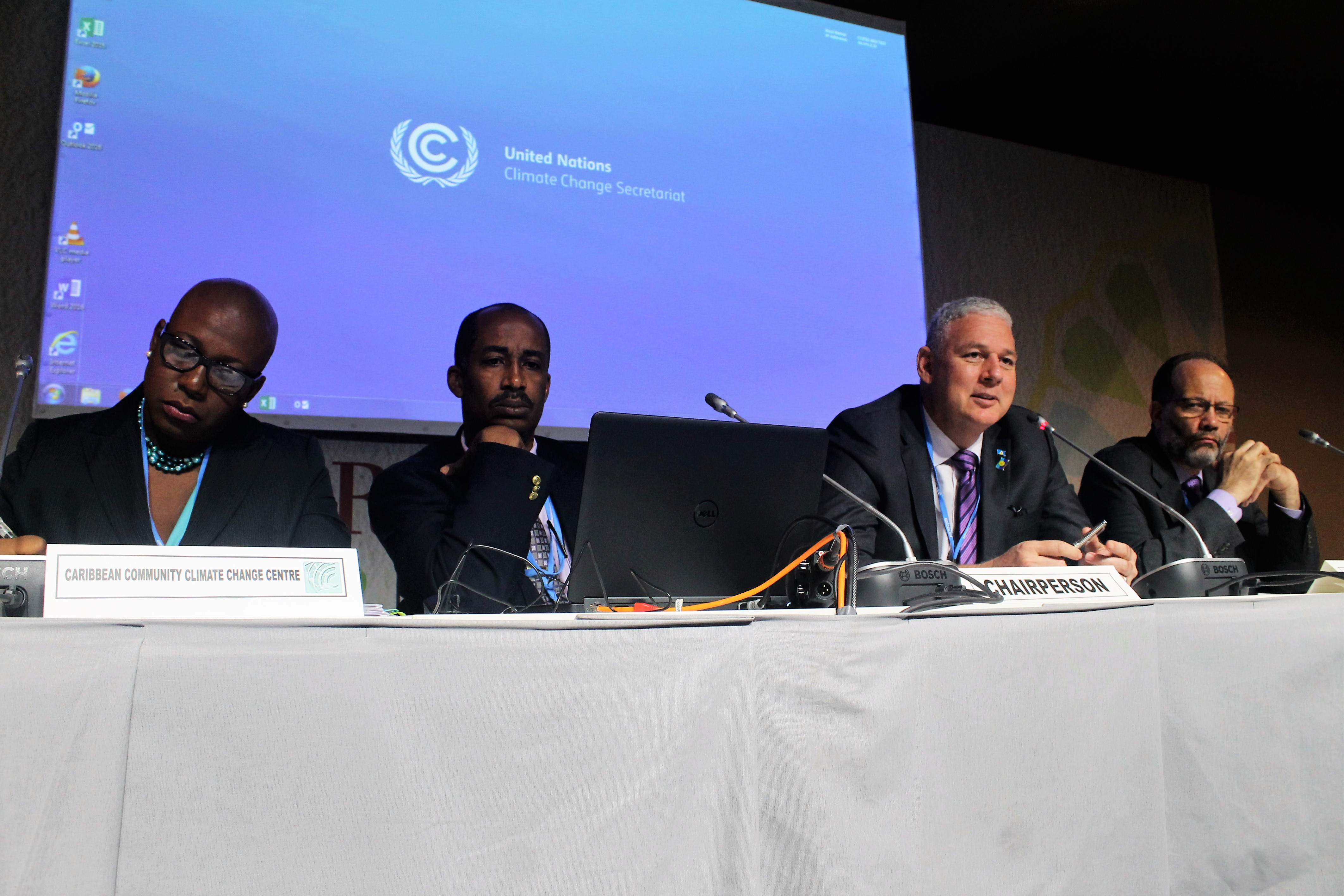 Photo of CARICOM Ministerial Briefing sets stage for final week at COP 22