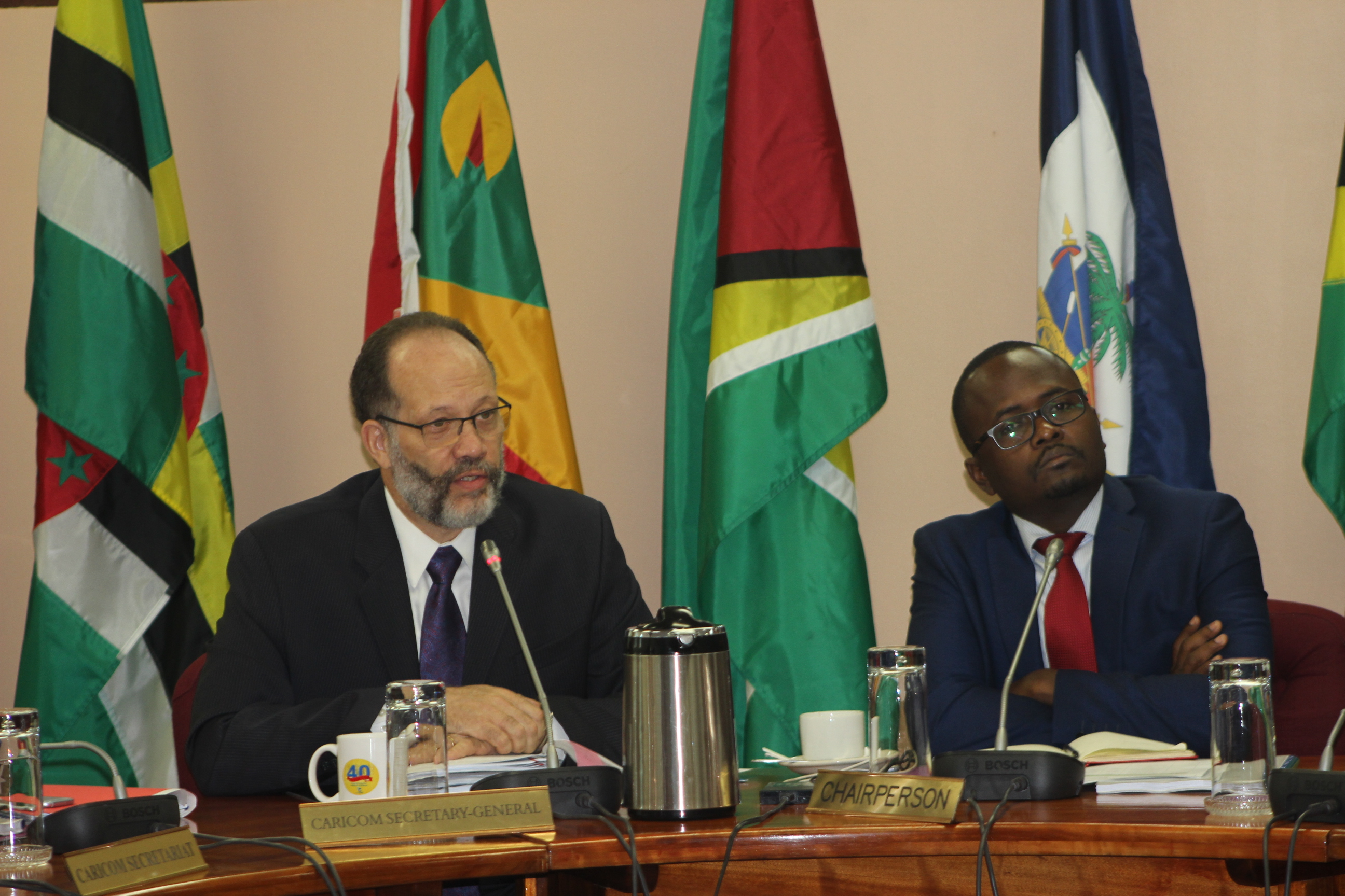 Photo of CARICOM Committee of Ambassadors holds Sixth Meeting