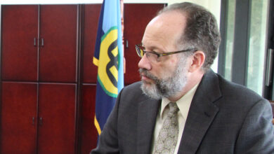Photo of Remarks by CARICOM Secretary-General Ambassador Irwin LaRocque to the 20th Special Meeting of CARICOM Heads of Government, 3 July 2020