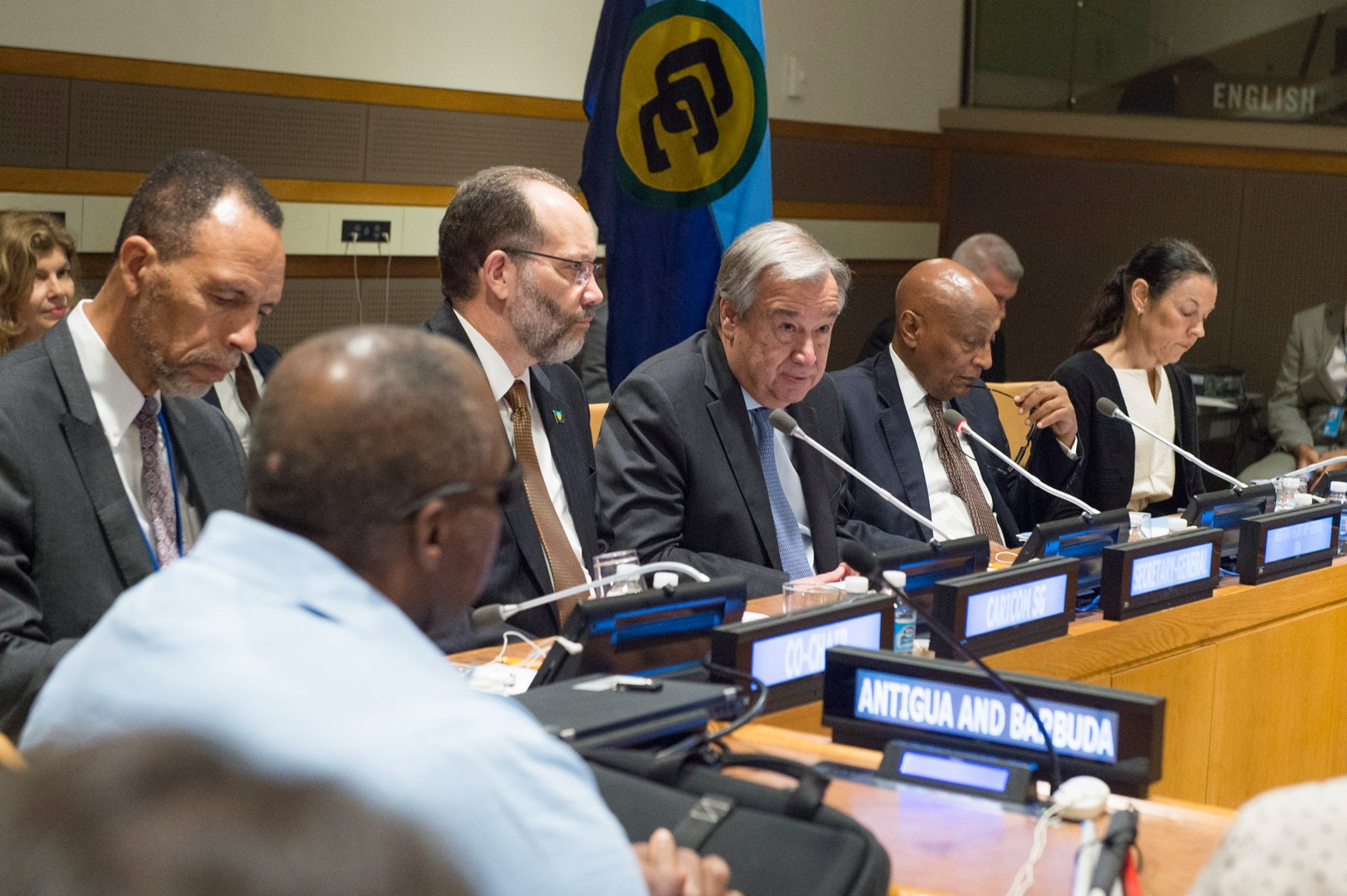 Photo of CARICOM continues advocacy for SIDs at UN