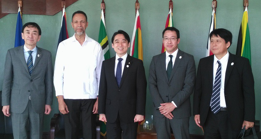 Photo of CARICOM and Japan exploring further cooperation