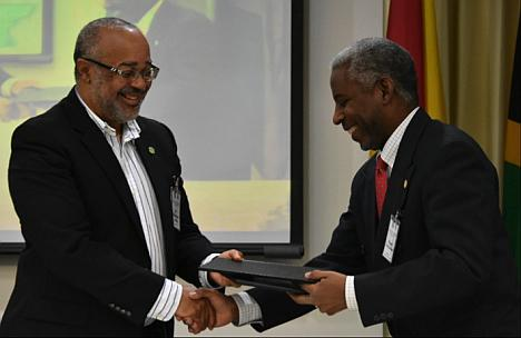 Photo of OECS partners with CTU to promote ICT development in Eastern Caribbean