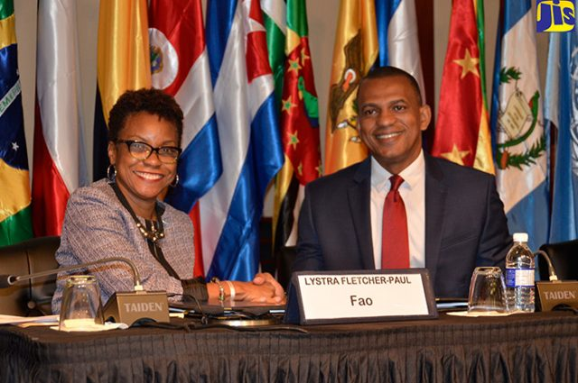Photo of FAO and CDB Sign Framework Cooperation Agreement
