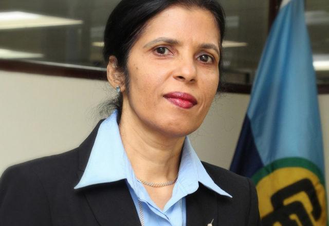 Dr Manorma Soeknandan, Deputy Secretary General