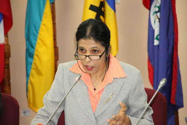 Photo of Remarks By Ambassador Manorma Soeknandan Deputy Secretary-General at The Fifty Fourth Special Meeting of The Council for Trade And Economic Development (Energy) 4 February, 2015